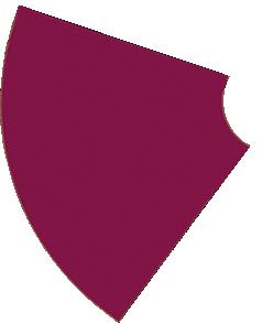 Slice colour purple