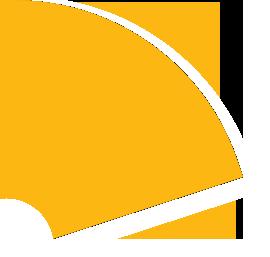Slice colour yellow