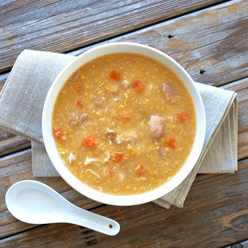 pakistani chicken soup - 600×580