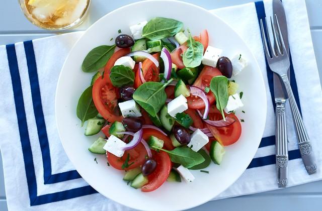 Greek Salad Recipe Australia
