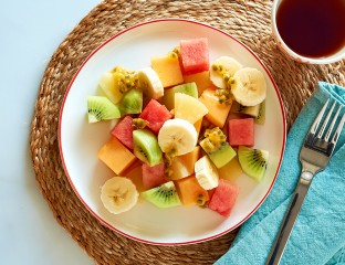 All year round fruit salad