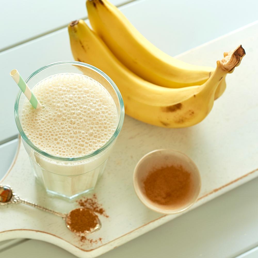 Banana Smoothie Healthier Happier