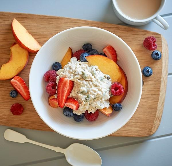 Bircher Muesli Recipe Healthier Happier Queensland