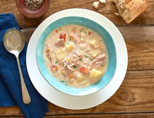 Tuna and Potato Chowder