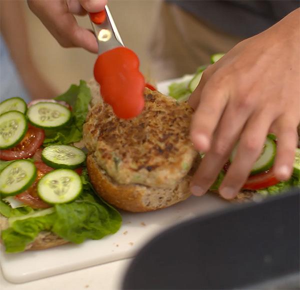 Healthy Footy Food