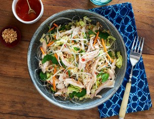Asian Chicken Salad 0001