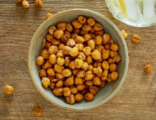 Garlic Roast Chickpea 0001