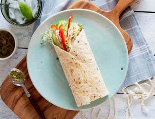 Pesto Chicken Wrap 0001