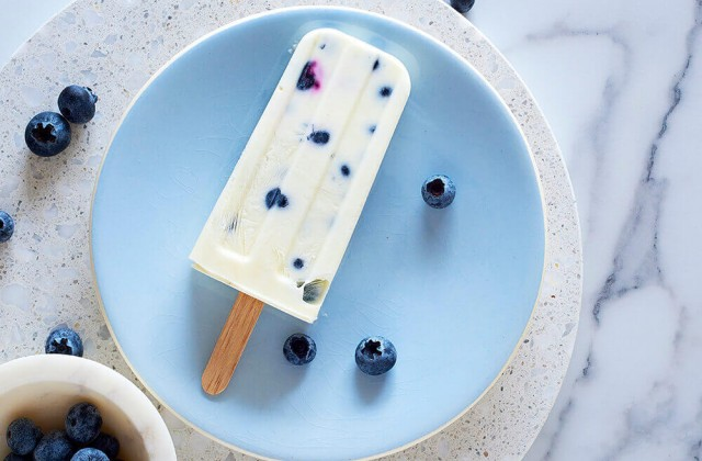 Tutti Frutti Popsicle - Blueberry
